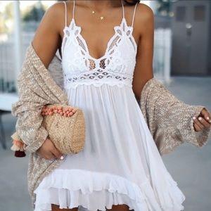Free People Adela Dress/Slip